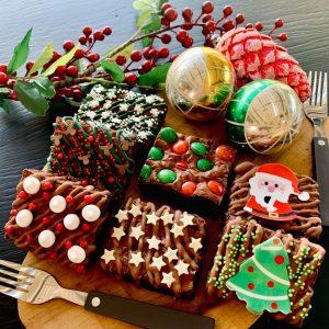 wowenzo kerst brownies