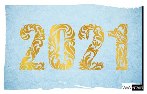 WoWenzo Gelukkig Nieuwjaar