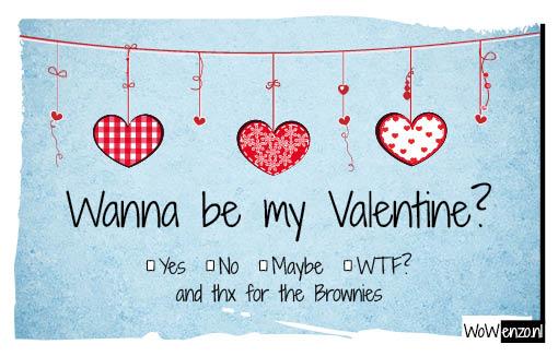 WoWenzo Valentijn KIES