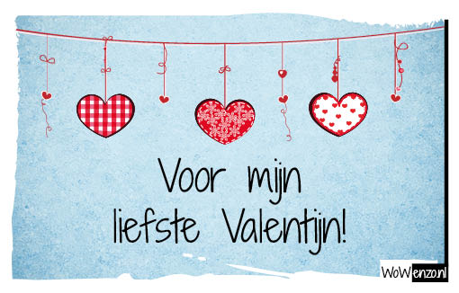 WoWenzo Valentijnskaart